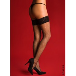 POESIA Fishnet Hold-Ups